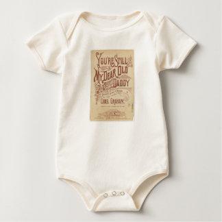 HAMbWG Dear Old Daddy - Baby Snap T-Shirt