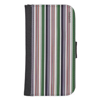 HAMbWG Design  Phone Wallet Case - Stripes