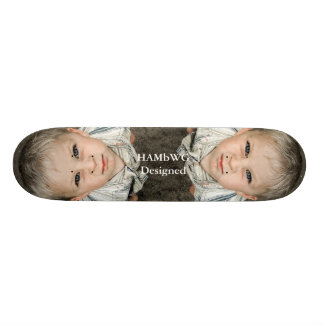 HAMbWG Designed Skateboard - Twins Perspective