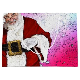 HAMbWG - Gift Bag - Santa Claus