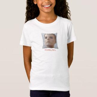 HAMbWG Girl's T Mannequin 2 T-Shirt