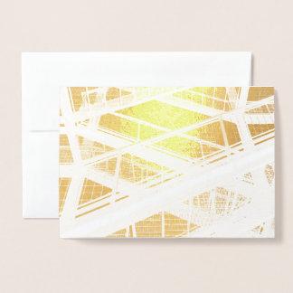 HAMbWG - Gold Foil Card - Escape