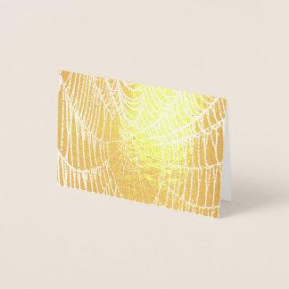 HAMbWG - Gold Foil Card - Web