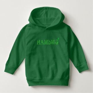 HAMbWG - Green/Green Pullover Hoodie