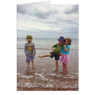 HAMbWG - Greeting Card - Boys & girls