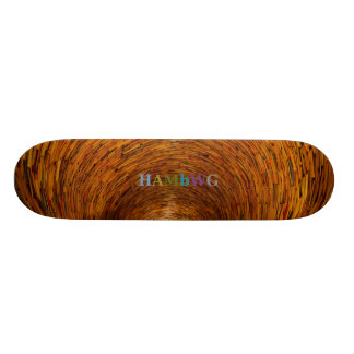 HAMbWG - Hardwood Maple Skateboard - Funnel