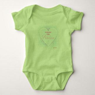 HAMbWG - Heart T-Shirt or Snap T -Sweet Baby Girl