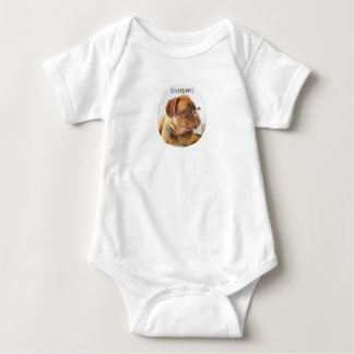 HAMbWG - Infant T-Shirt - English Bulldog