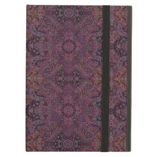 HAMbWG iPad Air 1 & 2 Case - Amethyst Persian