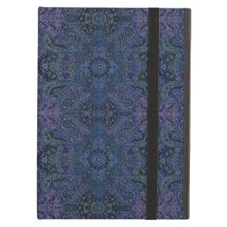 HAMbWG iPad Air 1 & 2 Case - Blue Persian