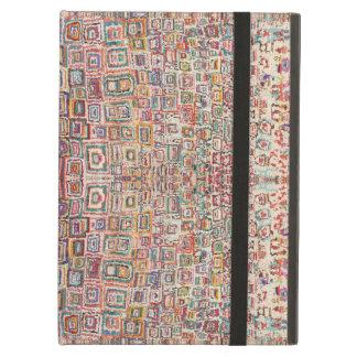 HAMbWG iPad  Case - Colorful Tribal