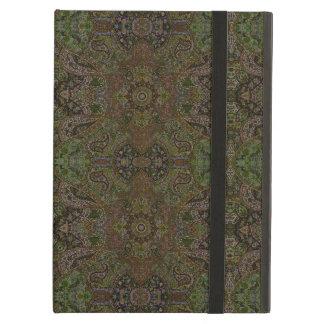 HAMbWG iPad  Case - Olive Persian