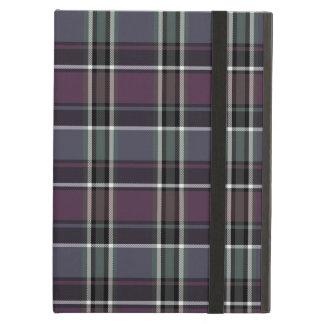 HAMbWG iPad  Case - Plum Plaid