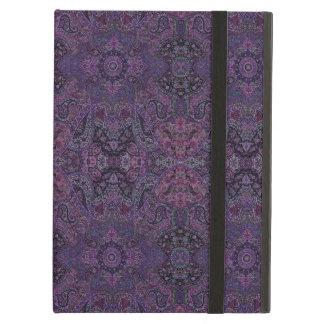HAMbWG iPad  Case - Purple Persian