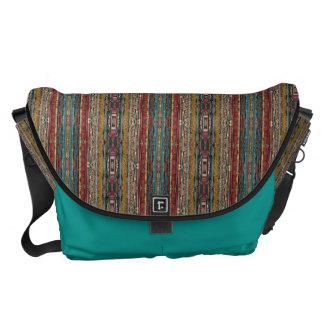 HAMbWG - Large Messenger Bag -  Bohemian