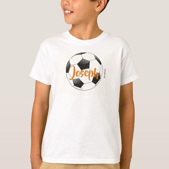 HAMbWG Logo - Boy's Personalised Sweatshirt or T