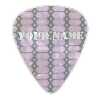 HAMbWG Med. Gauge  .80mm Guitar Picks Deco Violet