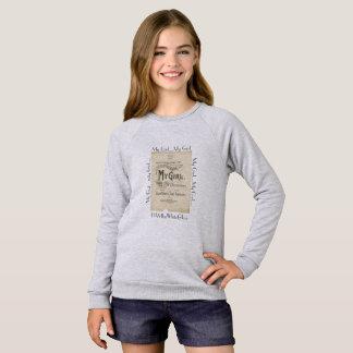 HAMbWG - My Girl - American Apparel Sweatshirt