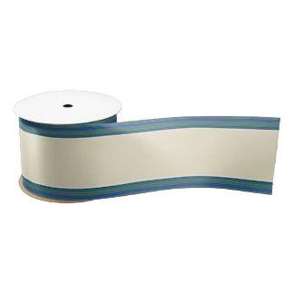 HAMbWG - Ribbon - Sweet Creme Designer Match Trim Satin Ribbon