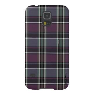 HAMbWG  - Samsung G 5 Case - Amethyst Plaid