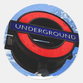 HAMbWG - Stickers - Underground