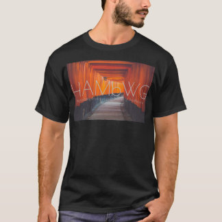 HAMbWG - T-Shirt - Architecture 010417903 px