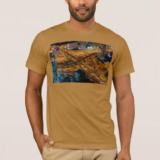 HAMbWG - T-Shirt - Architecture -  Highways  Lg
