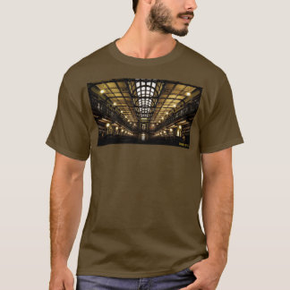 HAMbWG - T-Shirt - Architecture Library Lg