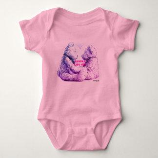 HAMbWG - T-Shirt or Snap T  Teddy Bears