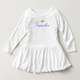 HAMbWG - Toddler Dress - Personalizable