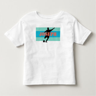 HAMbWG - Toddler's T Shirt - Aqua Bands