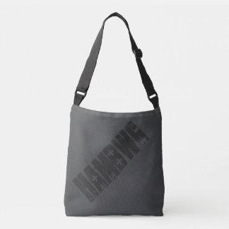 HAMbWG - Tote Bag - Charcoal HAMbWG Logo