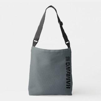 HAMbWG - Tote Bag - Storm w/QR & Logo