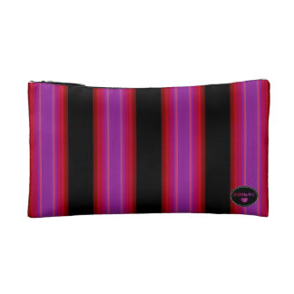 HAMbWG Travel Bags - Black Violet Pink