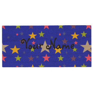 HAMbWG - USB Flash Drive - Stars w Name