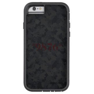 HAMbWG  Xtreme Phone Case -  Black Camouflage