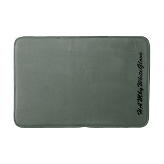 HAMbyWG - 3 sizes Bath Mat - HAMbWG Spruce Green Bath Mats