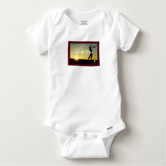 HAMbyWG - Baby T-Shirt - Boy Future Golf Pro