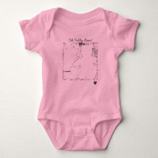 HAMbyWG - Baby T-Shirt or Snap - Oh Teddy Bear!