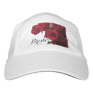 HAMbyWG - Basebal Cap - Red Roses Bride