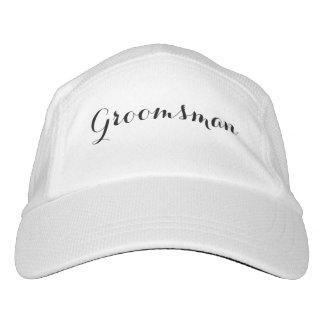 HAMbyWG - Baseball Cap - Groomsman