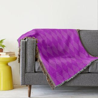 HAMbyWG - Blanket - Argyle - Violet