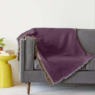 HAMbyWG - Blanket - Dark Ruby Stripe