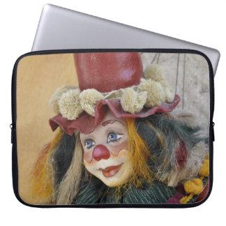 HAMbyWG - Bohemian Clown - Neoprene Laptop Sleeve