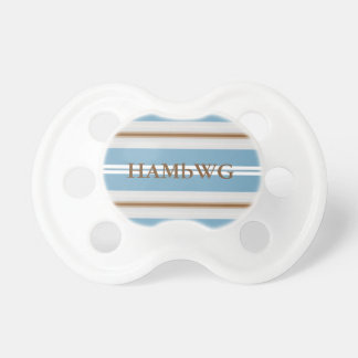 HAMbyWG - BooginHead® Pacifier - Boy's Blue