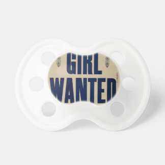 HAMbyWG - BooginHead® Pacifier -  Girl Wanted
