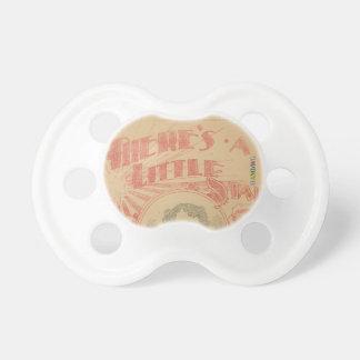 HAMbyWG - BooginHead® Pacifier -  Little Star