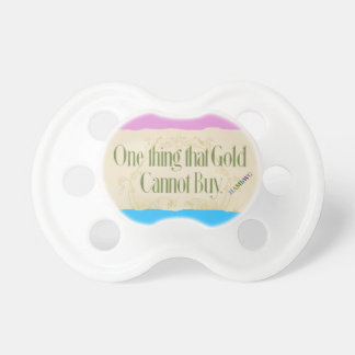 HAMbyWG - BooginHead® Pacifier -  One Thing