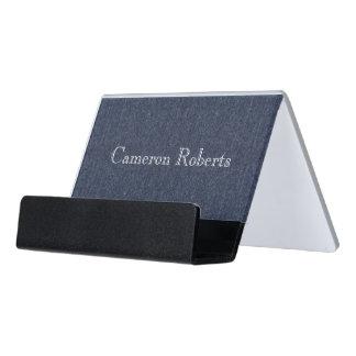HAMbyWG Business Card Holder  - Denim Image