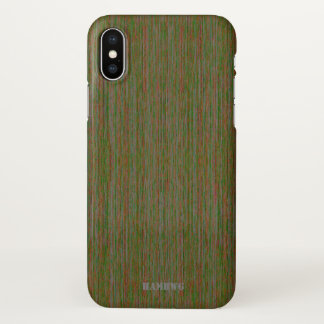 HAMbyWG  Cell Phone Case - Moss Mix